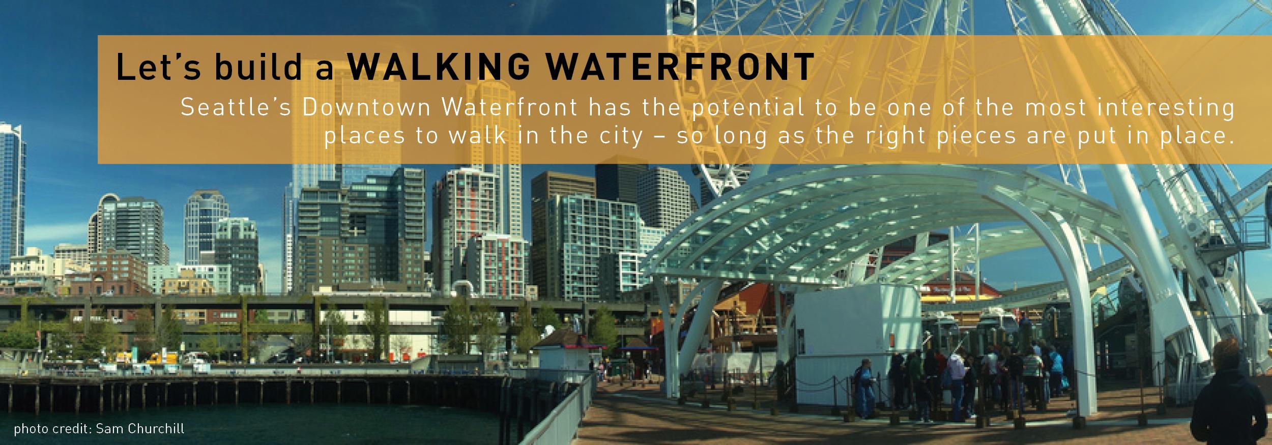 Walkable Waterfront