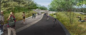 Burk-Gilman rendering