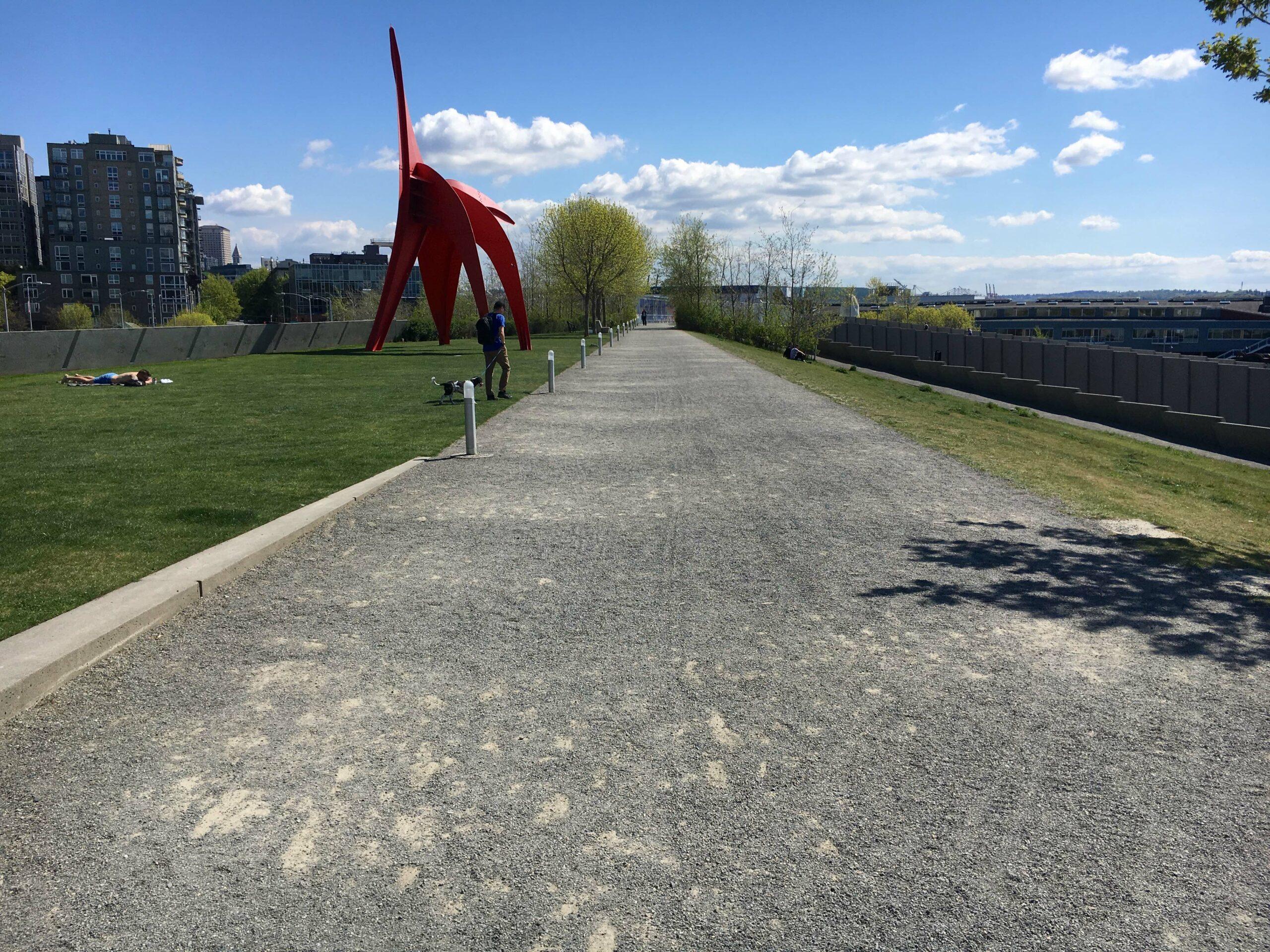 Calder in Sculpture Park