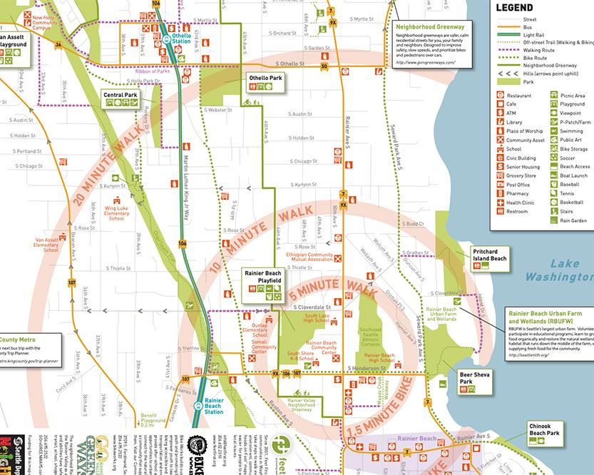 Raininer map